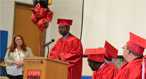 Dedicated Dozen Graduate from Fox Meadow High School