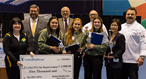 Tech Management Team Wins ProStart Competition