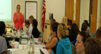 Literacy Rock Star Leads BOCES Seminar
