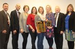 School Library System Administrator Hall of Honor Inductee